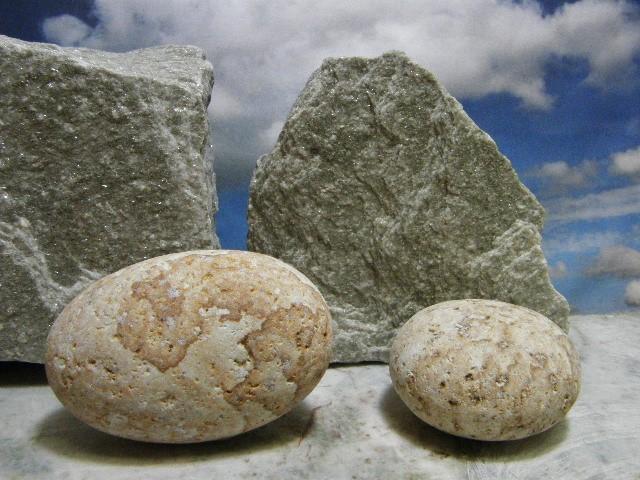 姫川薬石とラジウム鉱石