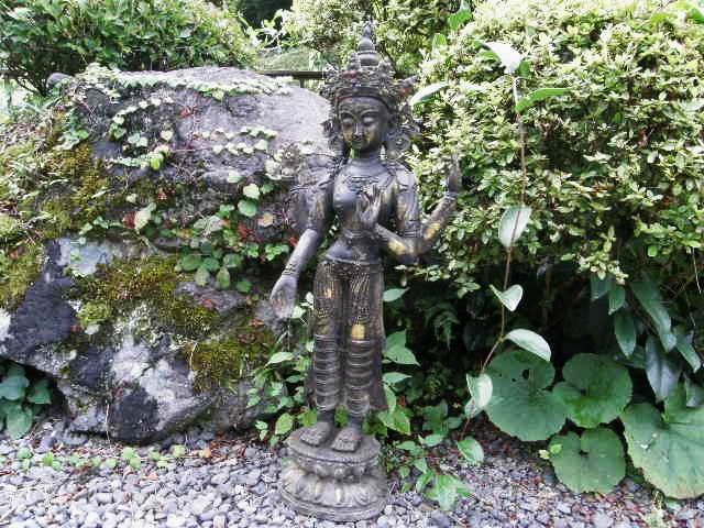 ターラー菩薩像
