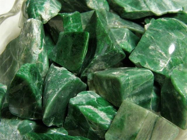 ビルマヒスイ原石