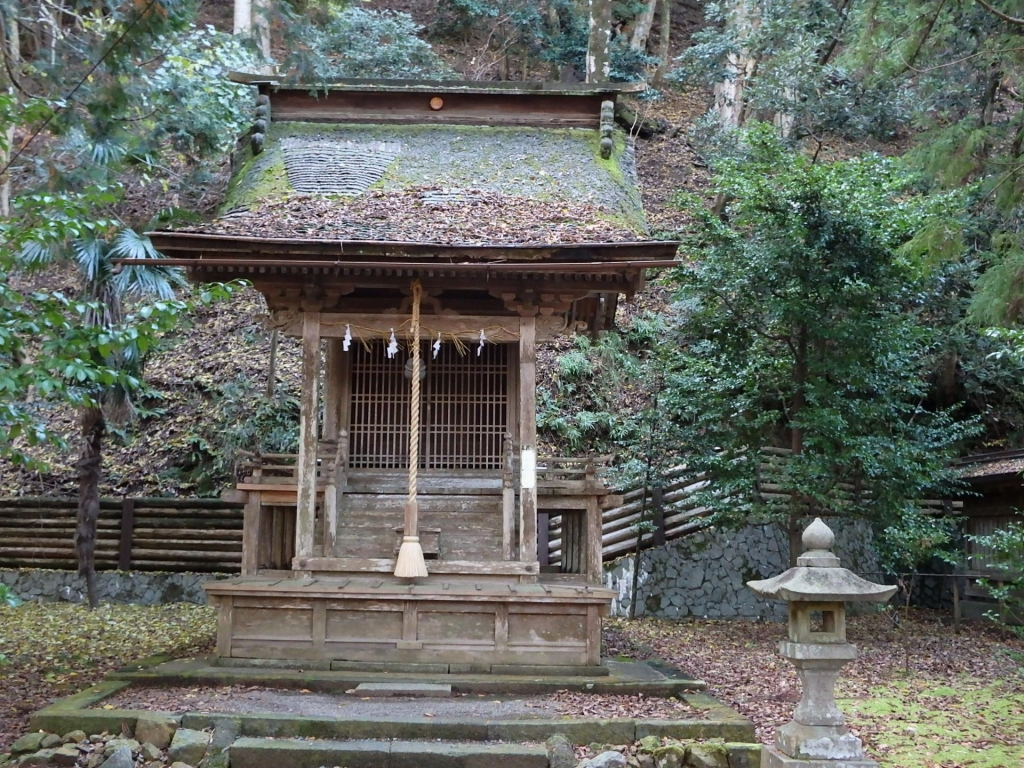 夢彦・夢姫神社