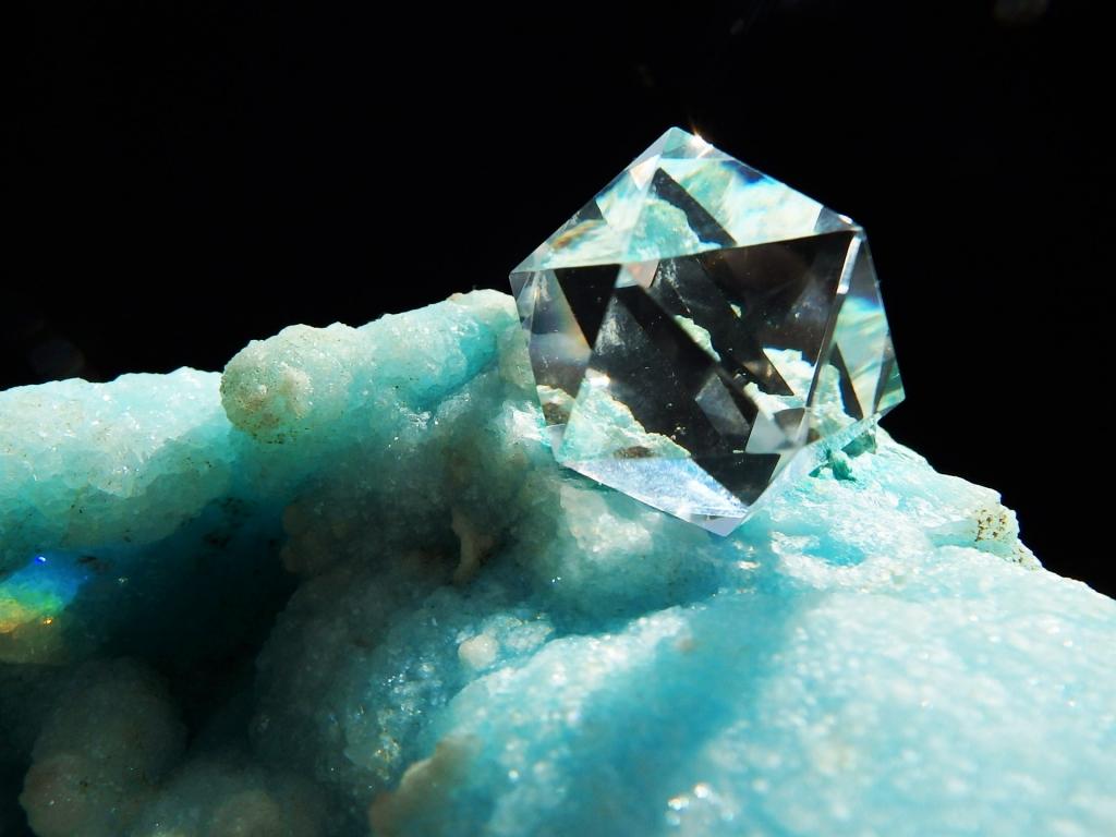 水晶二十面体