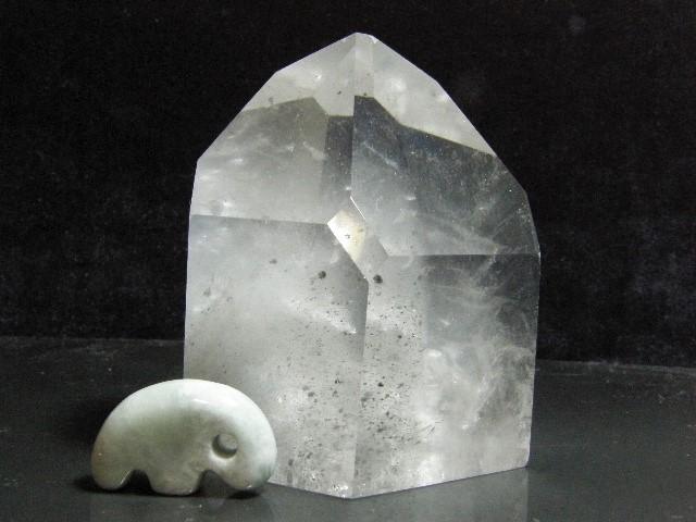 水晶磨きポイント