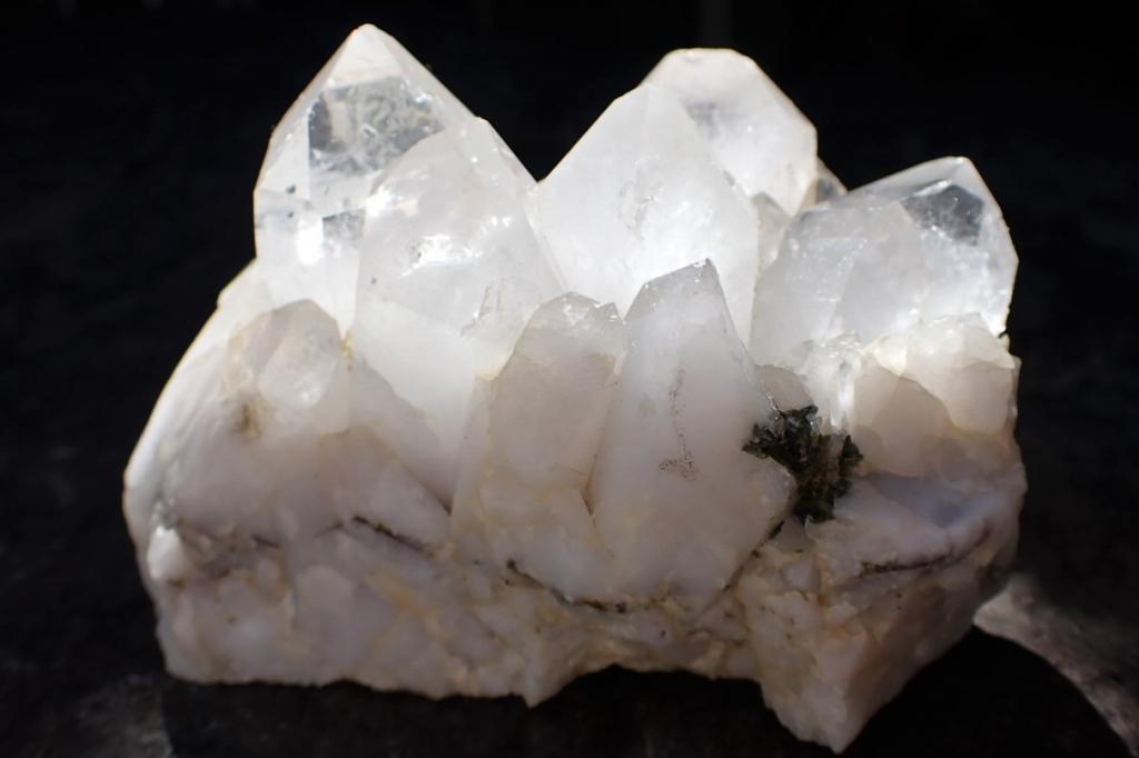 美姑産水晶