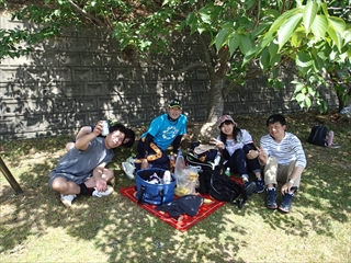 蓋井島運動会5