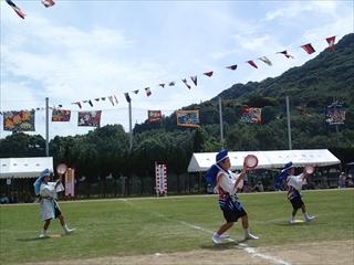 蓋井島運動会9