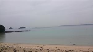 今日の赤田浜