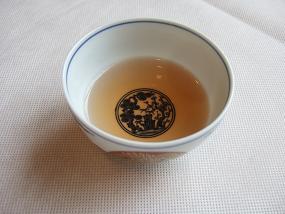 正月屋吉兆 塩番茶