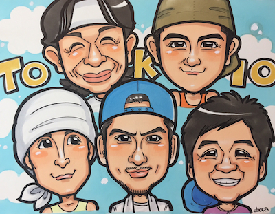 TOKIO/鉄腕DASH