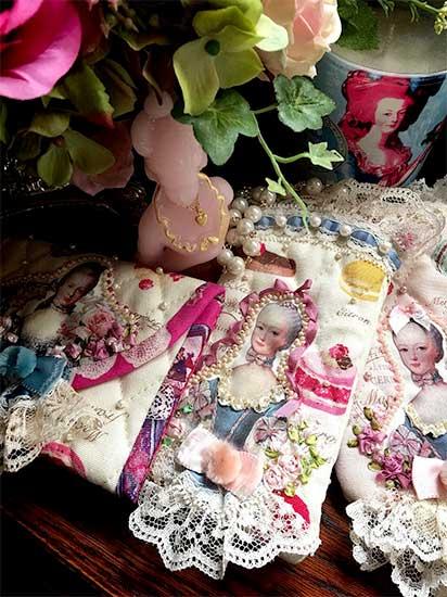 薔薇色の手しごと展 ハンドメイド 岡山市