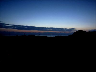 西表島 夜明け