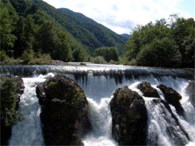 ぴょうたんの滝