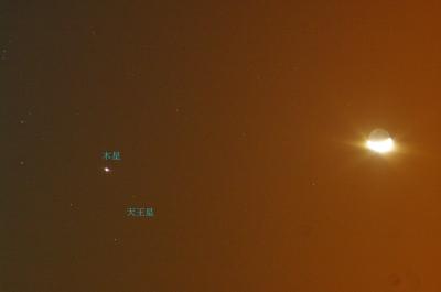110110月と木星(morinaga)