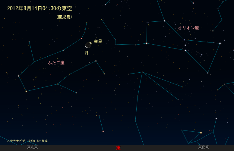 201208140430金星食出現星図