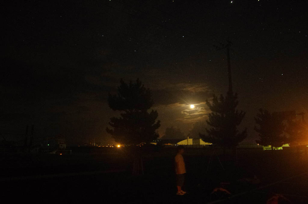 s金星食観測風景2IMGP1451(morinaga)