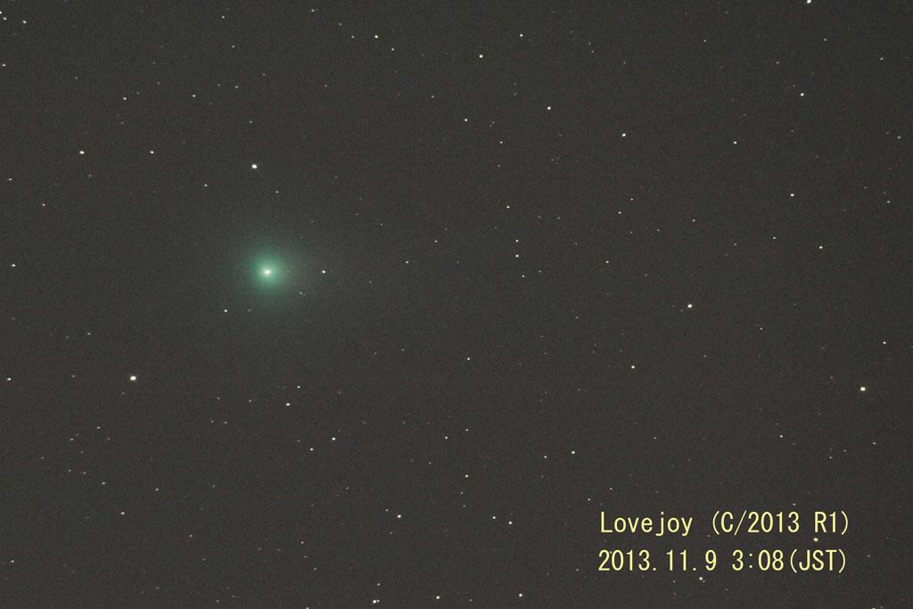 131109ラブジョイ彗星(maeda)