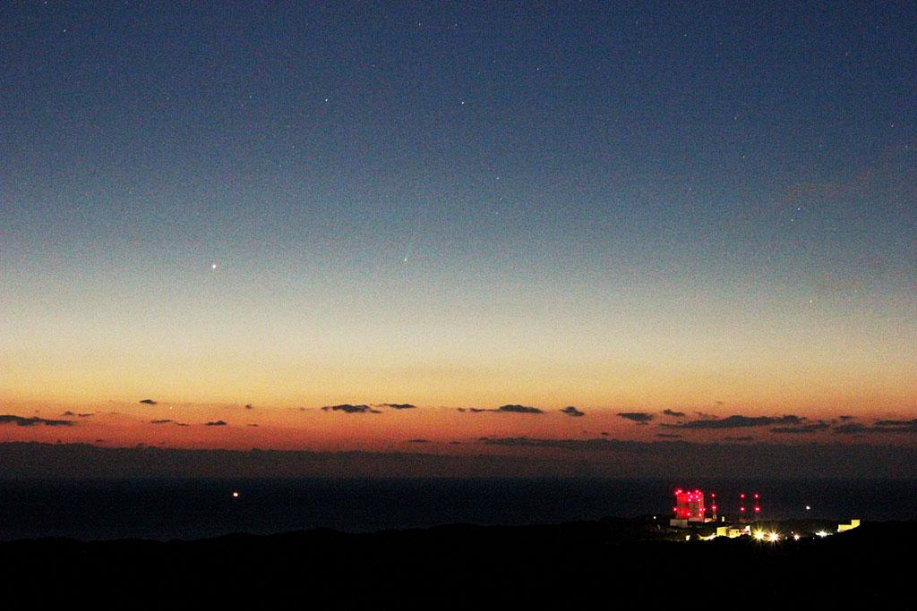 131123薄明中のアイソン彗星(mage)_2260