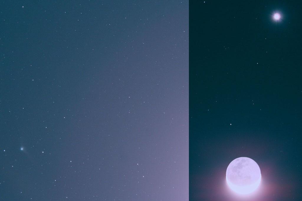 151208月金星カタリナ彗星(morinaga)
