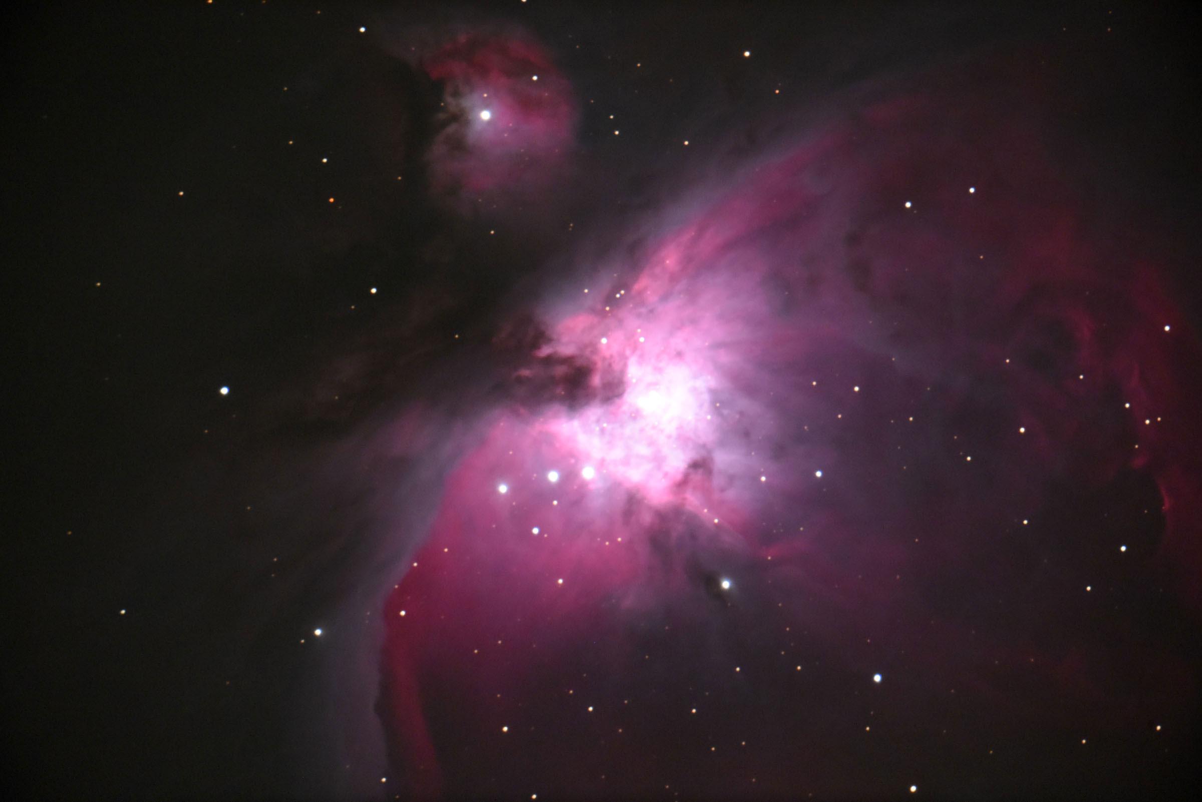161122オリオン大星雲