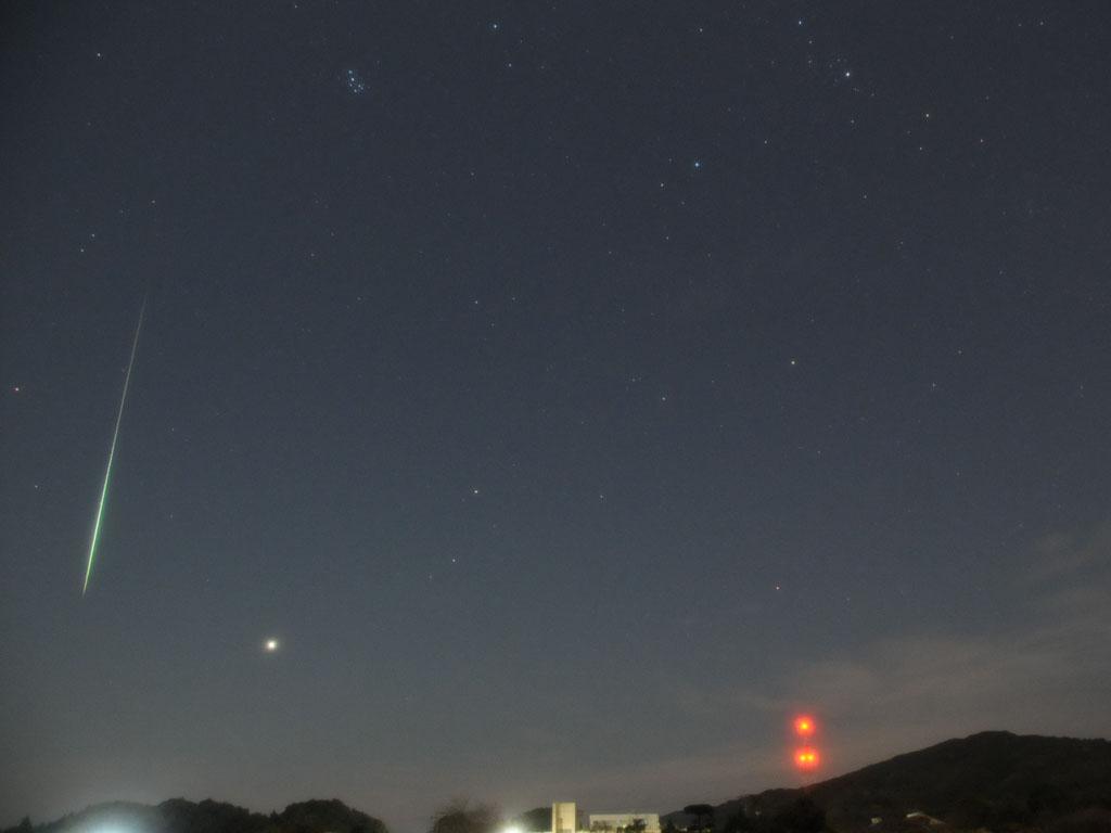 111214ふたご座流星群
