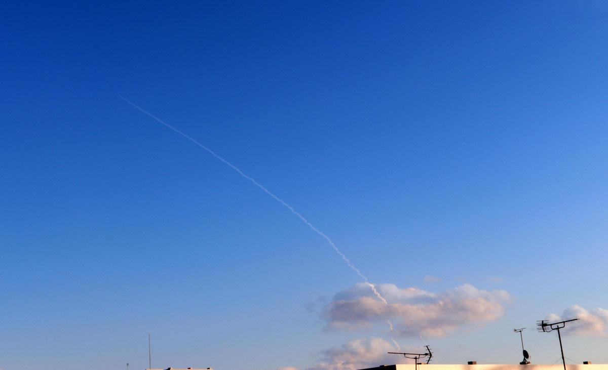 170124ロケット打ち上げ(morinaga)