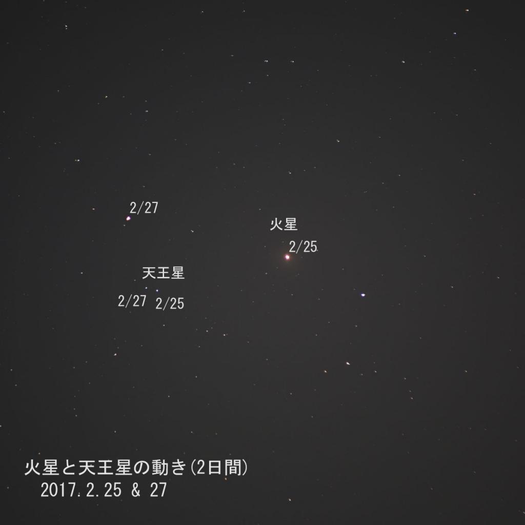 170227火星と天王星の動き_2736(maeda)