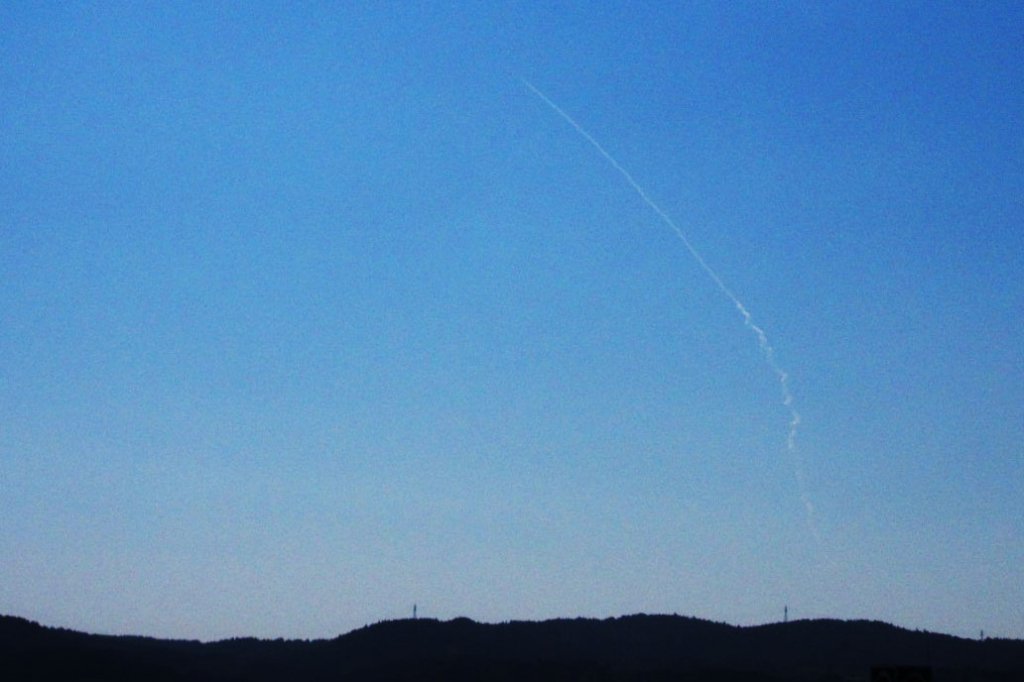 170317H2Aロケット33号機打ち上げ