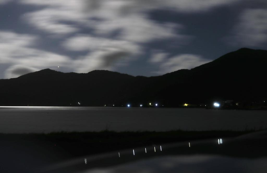 180826池田湖畔火星(morinaga)