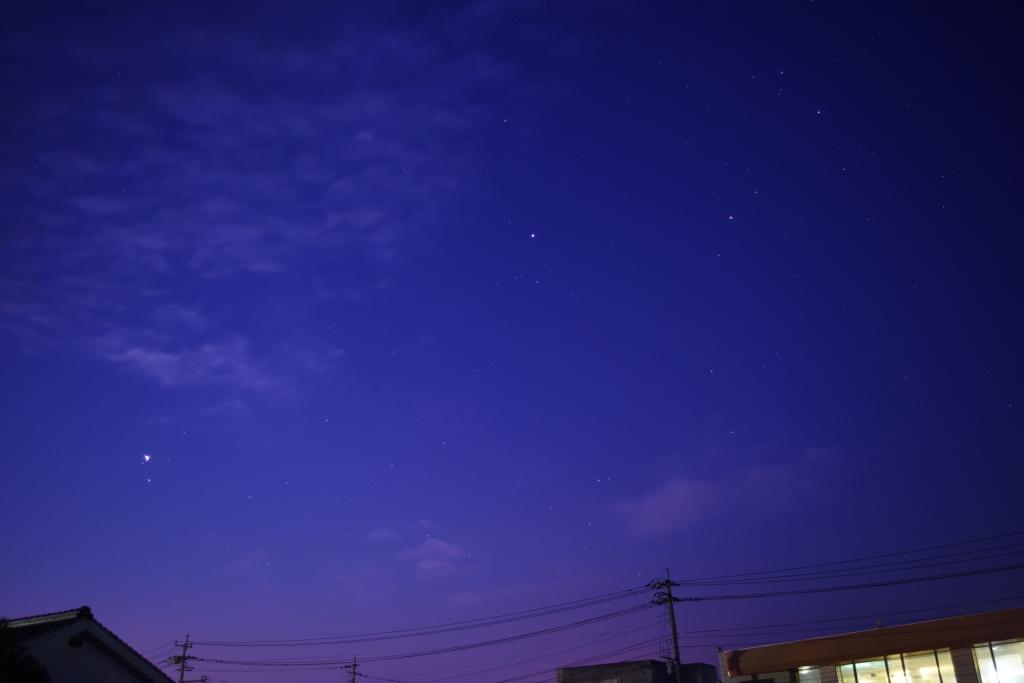 190218金星,木星,さそり座DSC_6873