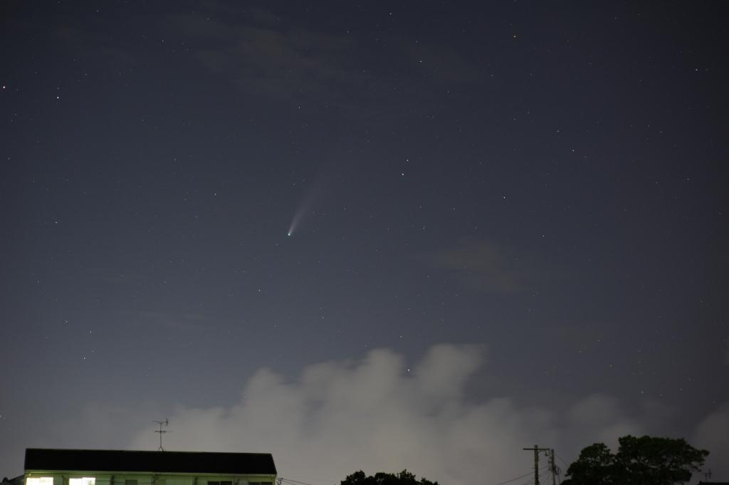 200720ネオワイズ彗星 107(fuchi)
