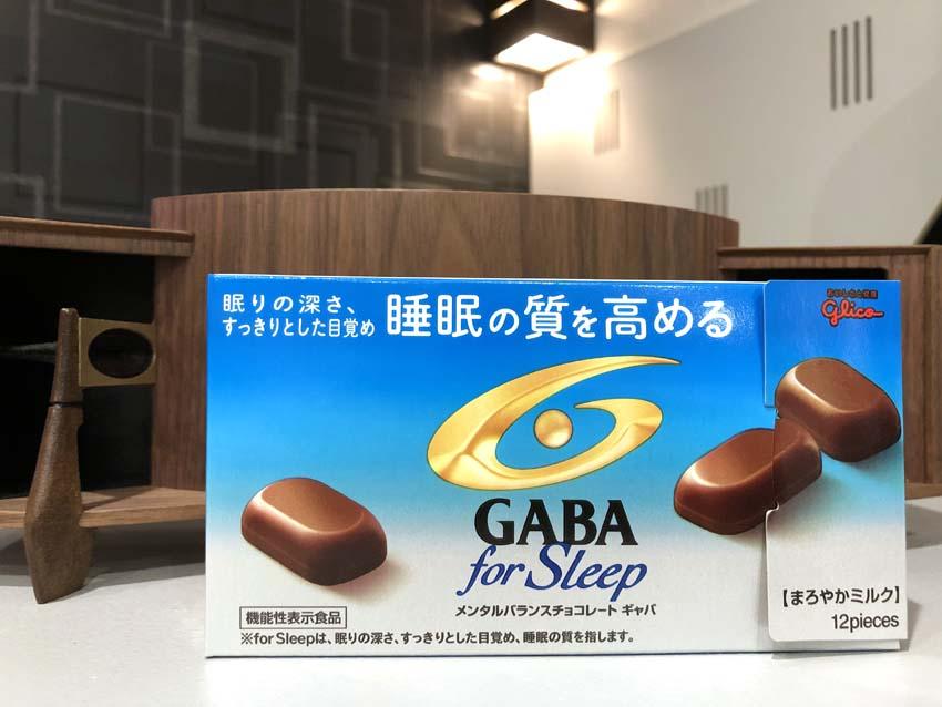 睡眠 チョコレート