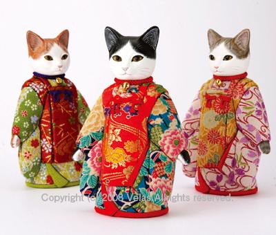 猫造形師/小島 美知代