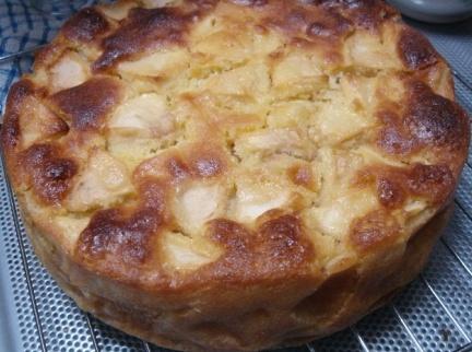 20110205 アップルケーキ