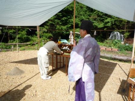 20101016 地鎮祭