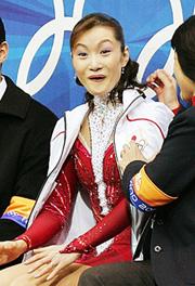 トリノオリンピック フィギュアスケート
