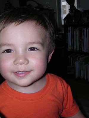 タイラー1才9ヶ月