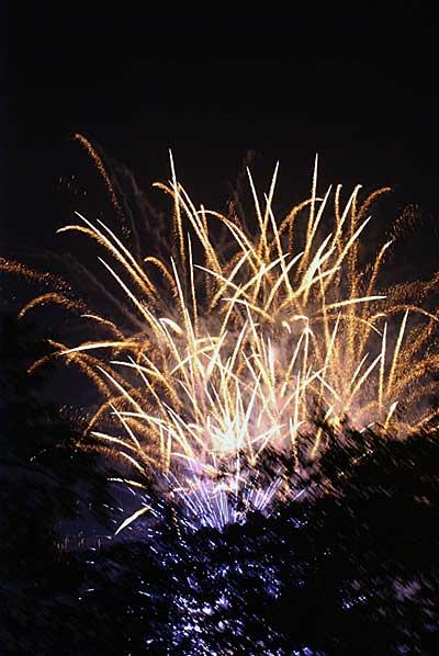 隅田川花火大会2007 ドカーン