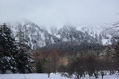 美しい山肌