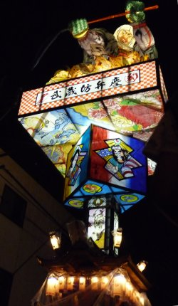 飯田燈籠山まつり