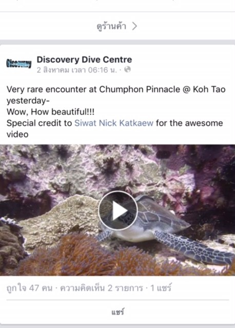https://www.facebook.com/discoverydivecentre/videos/841497342705421/