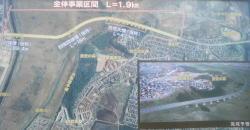 釧路環状線道路改良工事