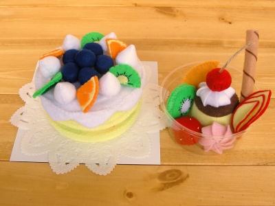 cake&parfait。