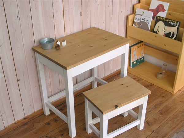 kids desk W600 & chair 2color。
