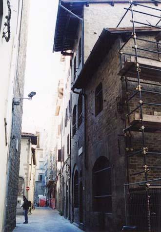 ダンテの家 Casa di Dante