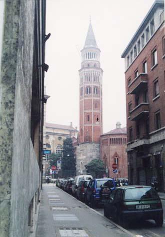観光ツアー ミラノ