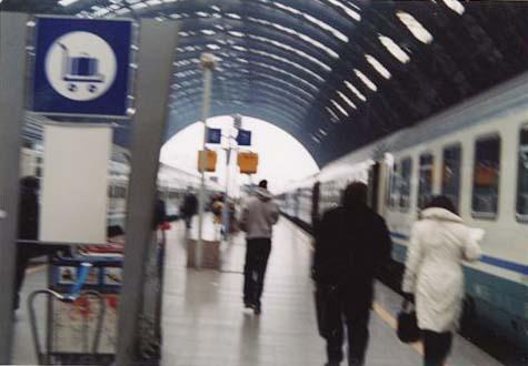 鉄道 ミラノ