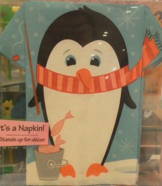 ペンギンナプキン