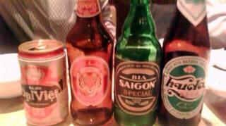 ベトナムビール