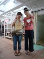 マユちゃん&taka