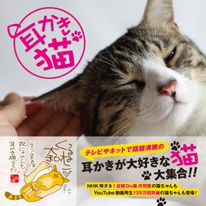 耳かき猫 表紙