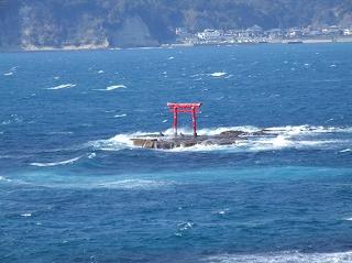 20080301勝浦貴船神社鳥居